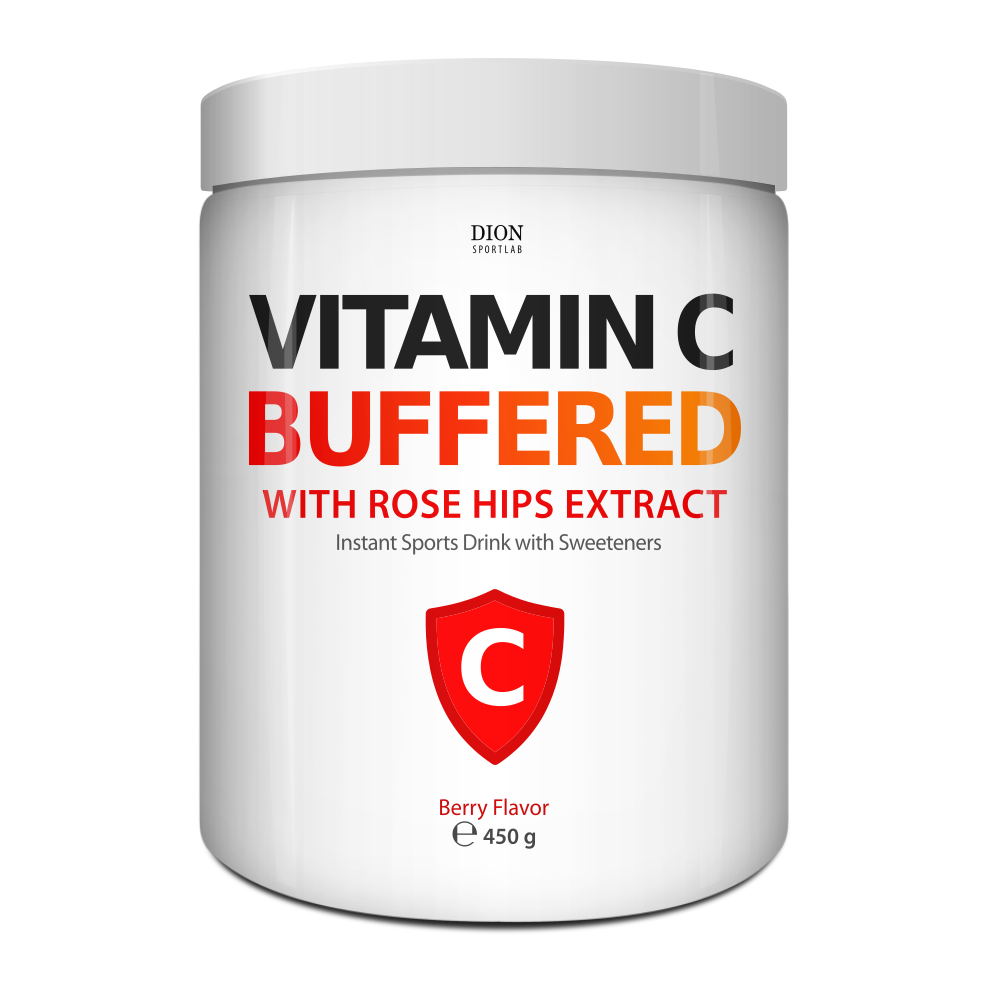 VITAMIN C BUFFERED Vitamiin C