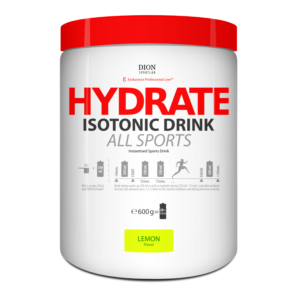 HYDRATE All Sports ISOTONIC